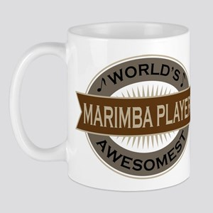 Awesome Marimba Player Mug