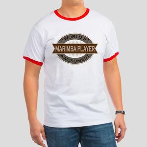Awesome Marimba Player Ringer T