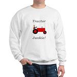 Red Tractor Junkie Sweatshirt