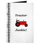 Red Tractor Junkie Journal