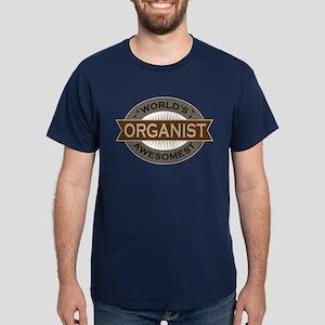 Awesome Organist Dark T-Shirt