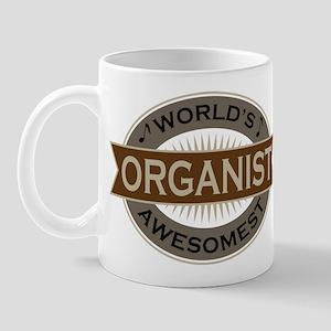 Awesome Organist Mug