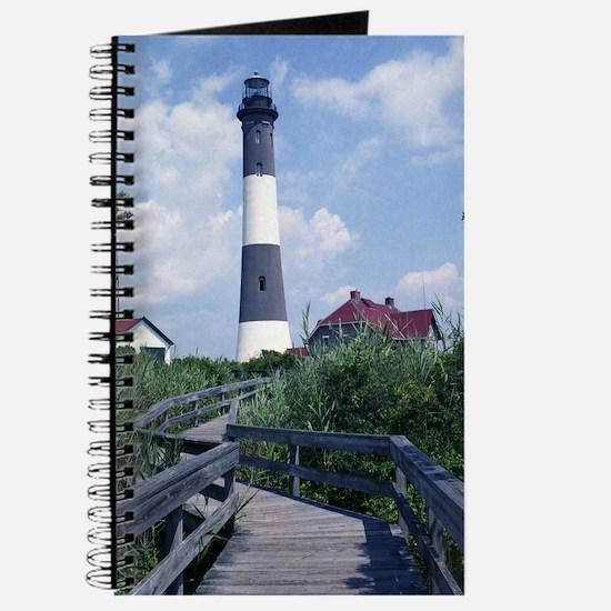 Fire Island Lighthouse Journal