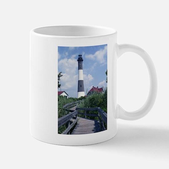 Fire Island Lighthouse Mugs