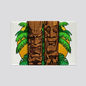 Tiki Idols Magnets