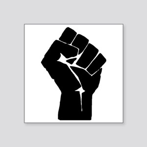 Solidarity Salute Sticker