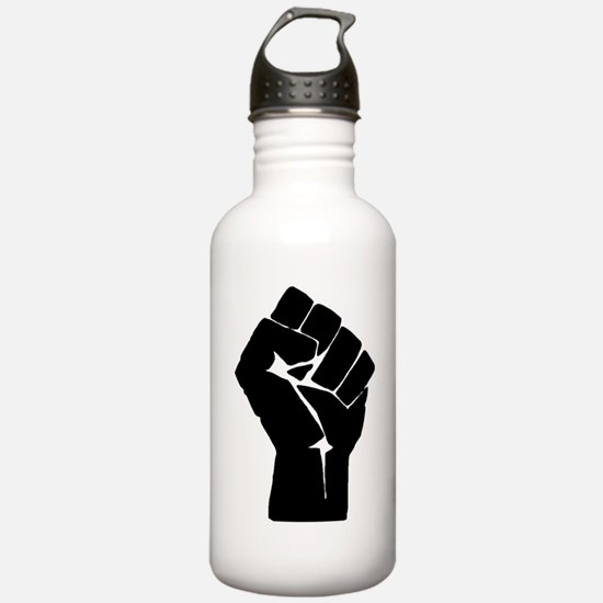 Solidarity Salute Water Bottle