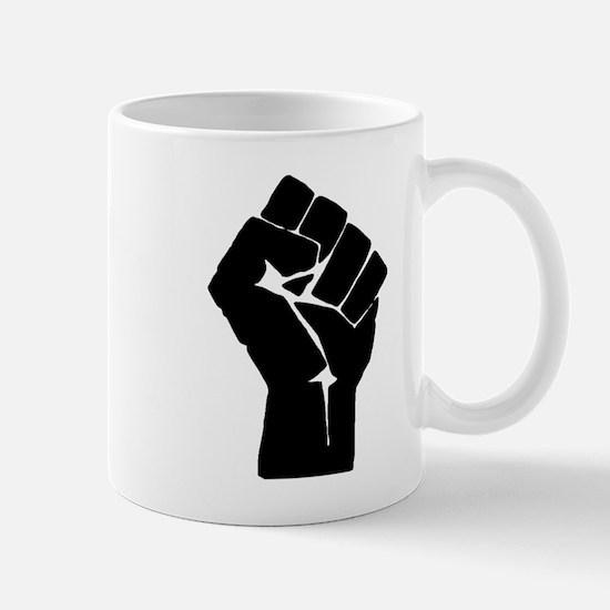 Solidarity Salute Mugs