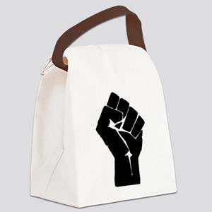 Solidarity Salute Canvas Lunch Bag