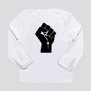 Solidarity Salute Long Sleeve T-Shirt