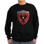 Austria Metallic Shield Sweatshirt