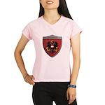 Austria Metallic Shield Performance Dry T-Shirt