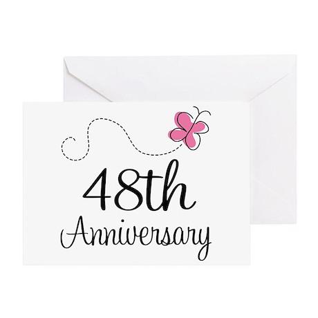 48th anniversary wedding