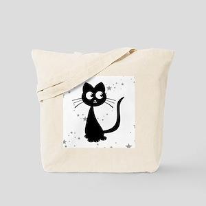 Kitty Kuro Tote Bag