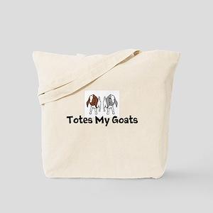 Totes my Goats Tote Bag