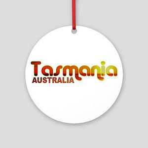 Tasmania, Australia Ornament (Round)