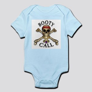 Pirate Booty Call Infant Bodysuit