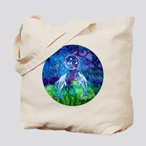 Global Dolphin Gaze Tote Bag