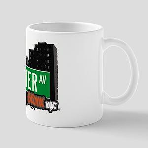 Webster Av, Bronx, NYC Mug