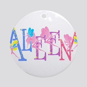 ALEENA_FAIRY_1 Ornament (Round)