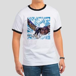 Native Eagle Ringer T