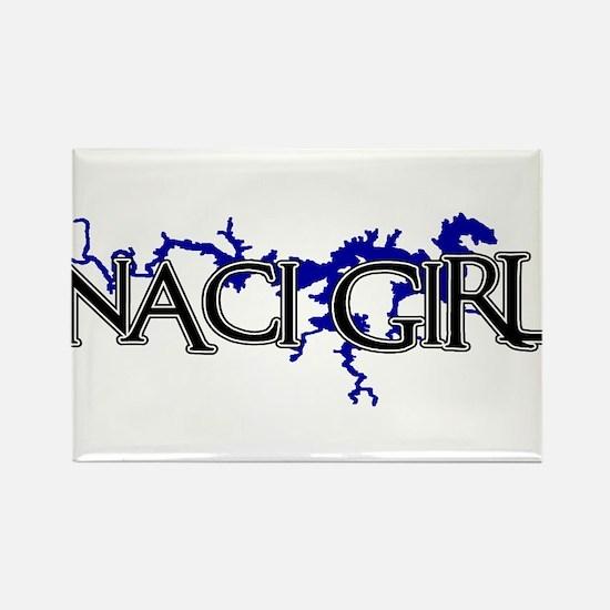 NACI GIRL [3] Magnets