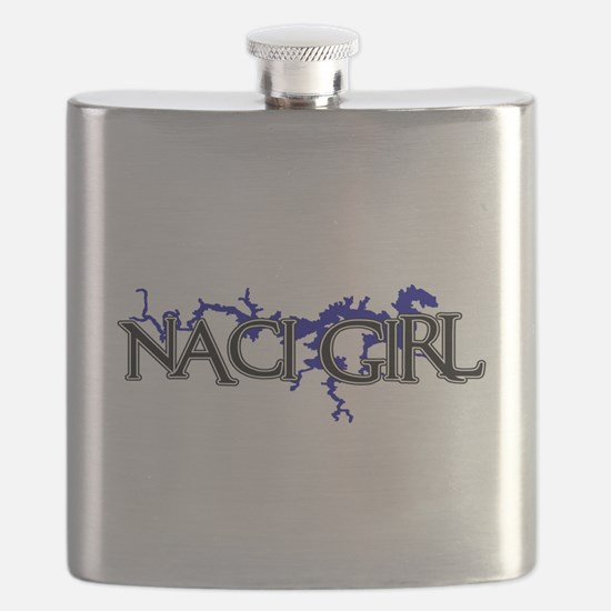 NACI GIRL [3] Flask