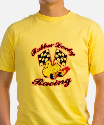 Rubber Ducky Racing T