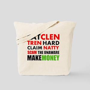 CLEN TREN NATTY Tote Bag