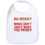 Bone dont jiggle when you move Bib