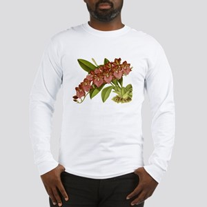 Vintage Orchid Long Sleeve T-Shirt