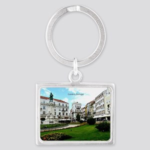 Coimbra, Portugal - World Herit Landscape Keychain