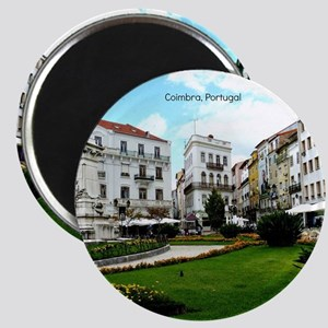 Coimbra, Portugal - World Heritage Site Magnet