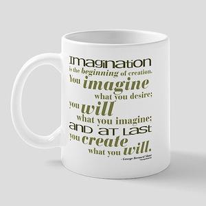 Shaw Quote No. 2 Mug