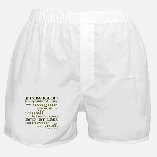 Shaw Quote No. 2 Boxer Shorts