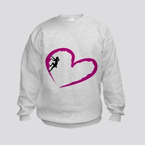 Climbing Heart Sweatshirt
