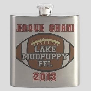 2013 Lake MudPuppy Cup Flask