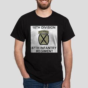 Army-87th-Infantry-Reg-Shirt-Oliv T-Shirt