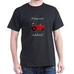 Red Tractor Addict Dark T-Shirt