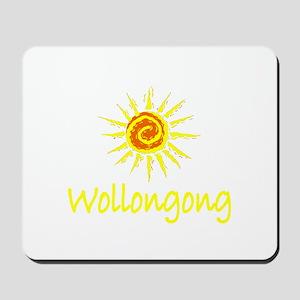 Wollongong, Australia Mousepad