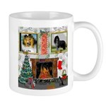 Adin and Holt Christmas Wishes Mugs