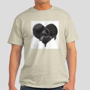 Hammer & Sickle Love Light T-Shirt