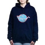 glasses-retro Hooded Sweatshirt