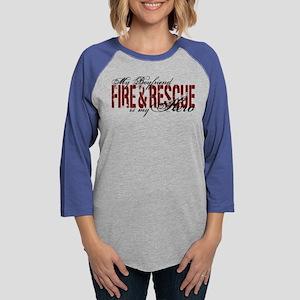 Boyfriend My Hero - Fire & Rescue Long Sleeve T-Sh