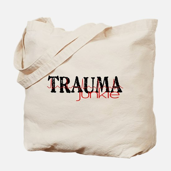 TRAUMAjunkie-2 Tote Bag