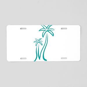 3140438 Aluminum License Plate
