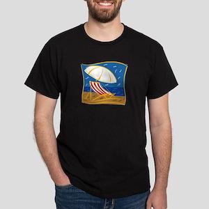 BEACH CHAIR Dark T-Shirt