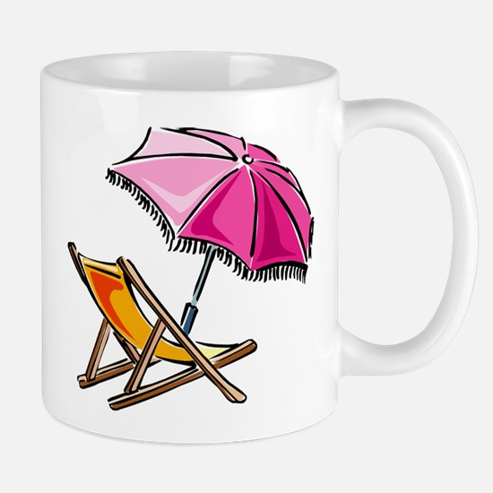 BEACH CHAIR [3] Mug