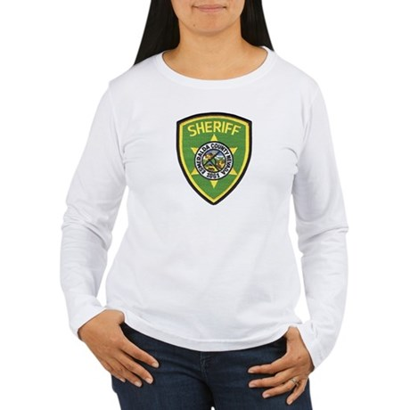 Esmeralda County Sheriff Women's Long Sleeve T-Shi