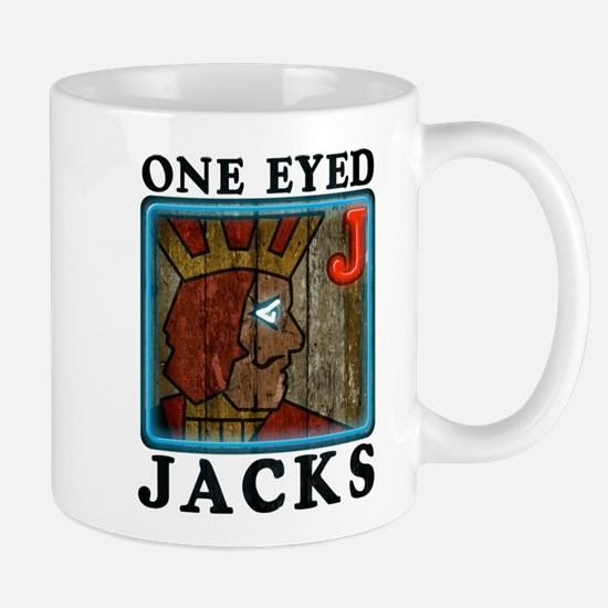 Twin Peaks One Eyed Jacks Mugs